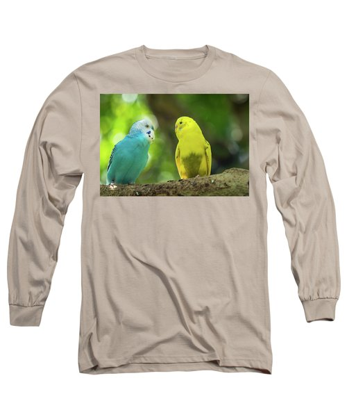 Budgie Buddies Long Sleeve T-Shirt