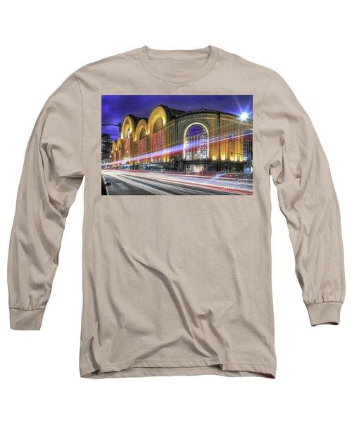 Buenos Aires 002 Long Sleeve T-Shirt by Bernardo Galmarini
