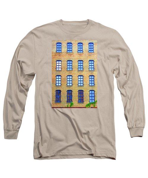 Building Windows Long Sleeve T-Shirt