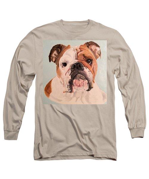 Bulldog Beauty Long Sleeve T-Shirt