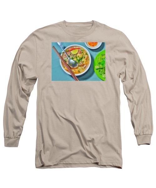 Bun Moc Long Sleeve T-Shirt