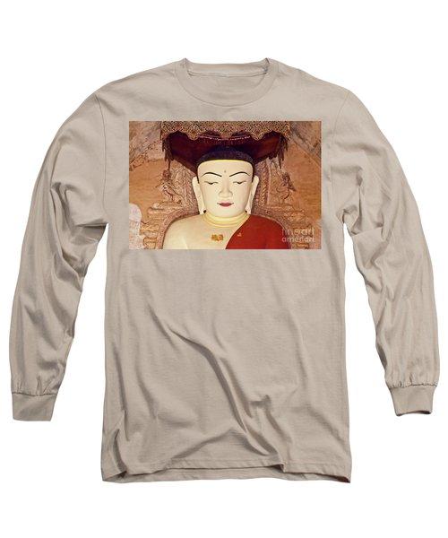 Long Sleeve T-Shirt featuring the photograph Burma_d2085 by Craig Lovell