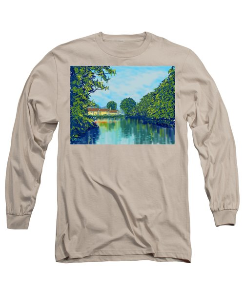 Burnby Hall Long Sleeve T-Shirt