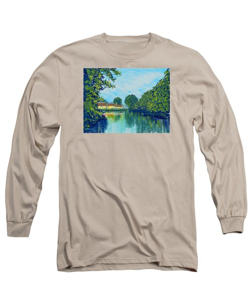 Burnby Hall Long Sleeve T-Shirt