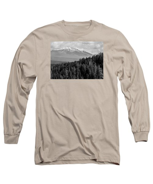 Burney Mountain Long Sleeve T-Shirt