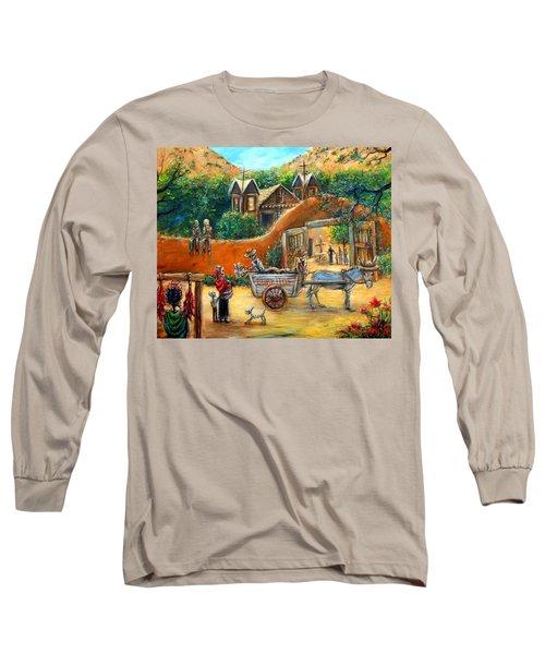 Burritos Long Sleeve T-Shirt