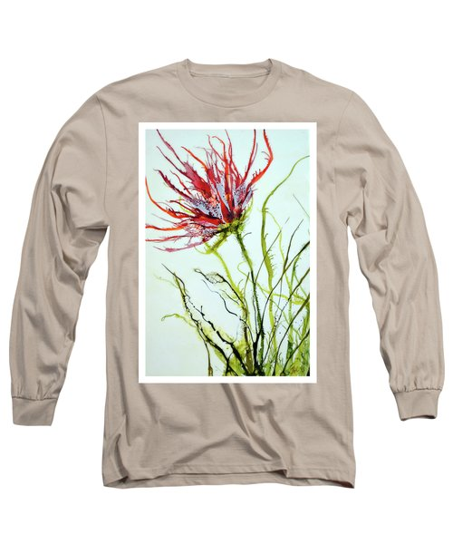 Bursting #2 Long Sleeve T-Shirt