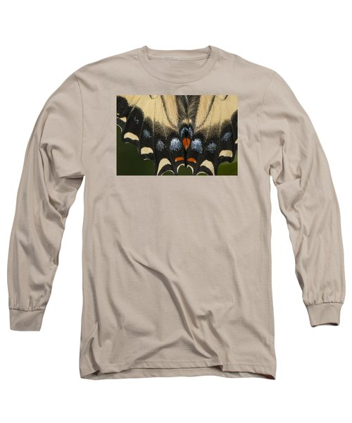 Butterfly Colors Long Sleeve T-Shirt