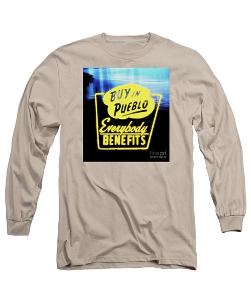 Buy In Pueblo Long Sleeve T-Shirt