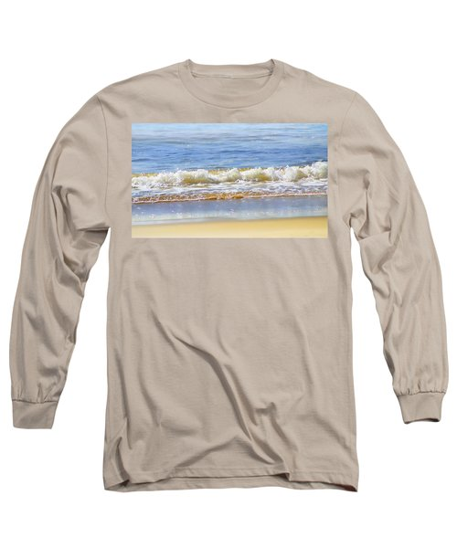 By The Coral Sea Long Sleeve T-Shirt by Holly Kempe