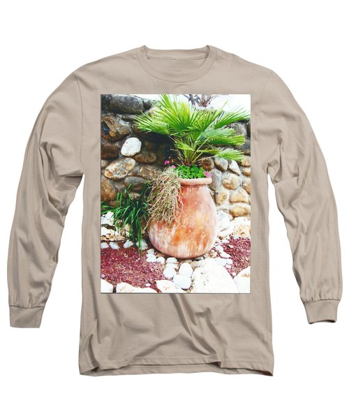 By The Roadside Long Sleeve T-Shirt by B Wayne Mullins