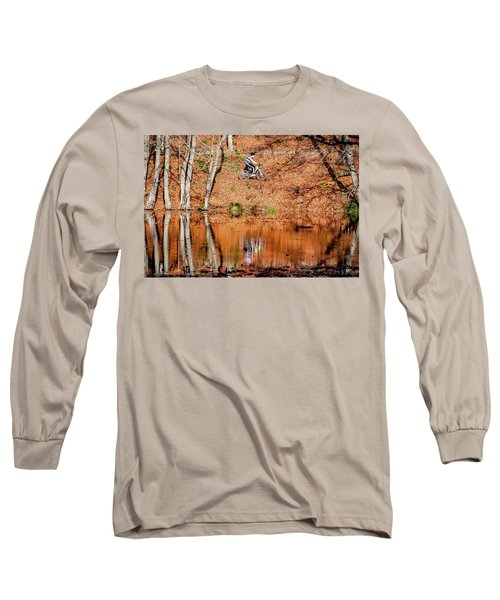 Bycyle Long Sleeve T-Shirt