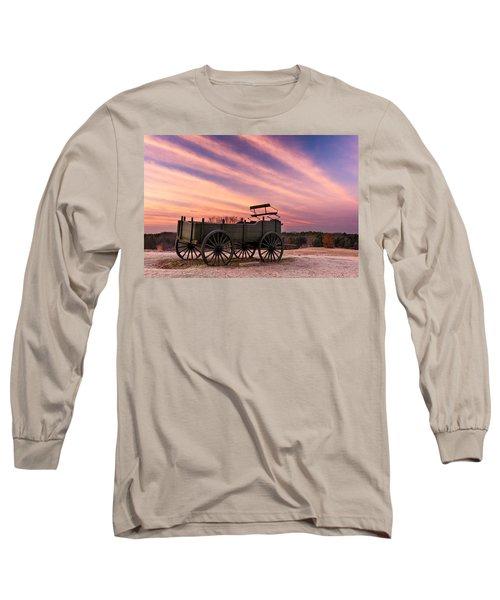 Bygone Days Long Sleeve T-Shirt