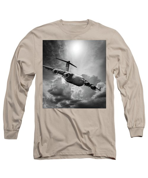 C-17 Globemaster Long Sleeve T-Shirt
