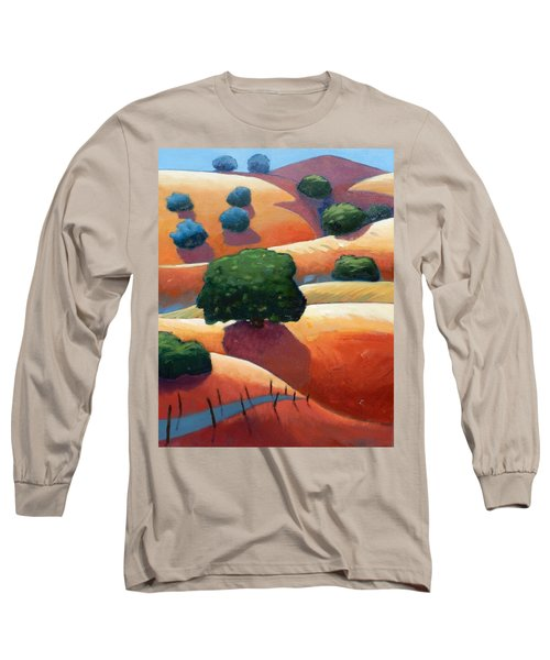 Ca Rollers Trip I Long Sleeve T-Shirt by Gary Coleman