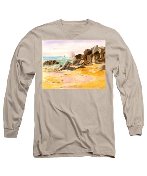 Cabo San Lucas Long Sleeve T-Shirt by Larry Hamilton