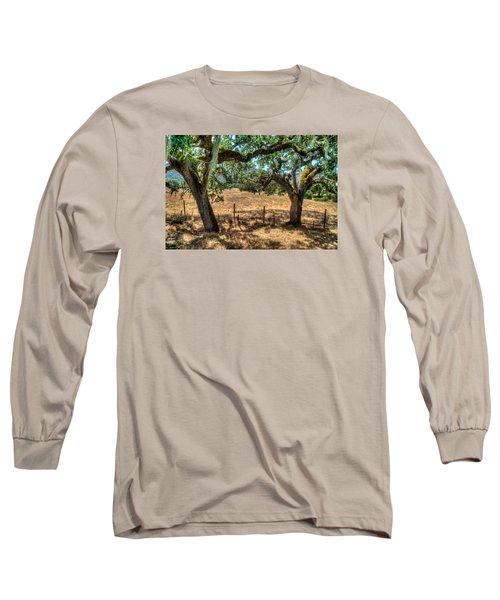 Cachagua  Long Sleeve T-Shirt by Derek Dean