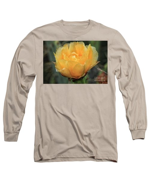 Cactus Flower 2016   Long Sleeve T-Shirt
