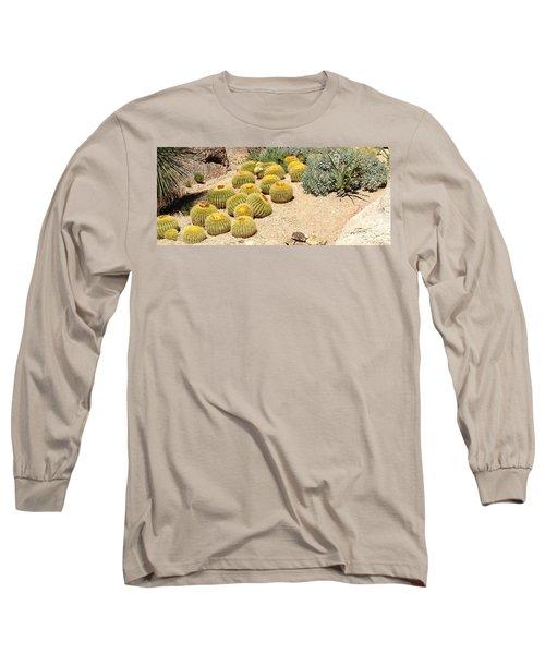 Cactus Parade Long Sleeve T-Shirt