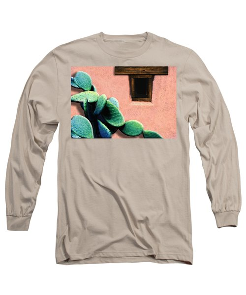 Cactus Long Sleeve T-Shirt by Paul Wear