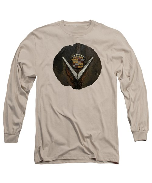 Caddy Emblem Long Sleeve T-Shirt