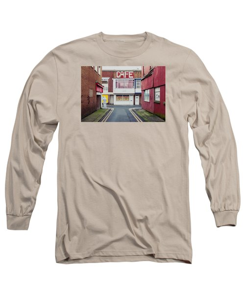 Cafe Long Sleeve T-Shirt