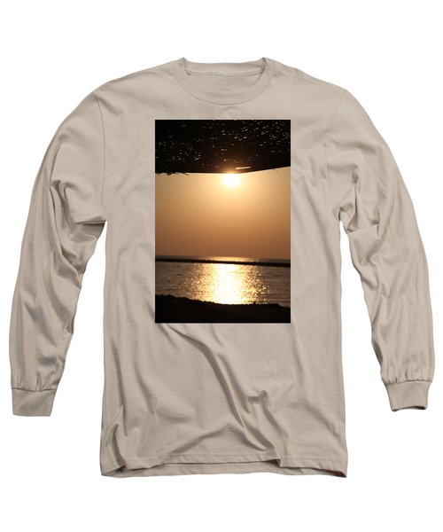 Long Sleeve T-Shirt featuring the photograph Caffe Time by Jez C Self