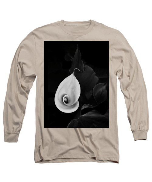 Calla Curves Long Sleeve T-Shirt