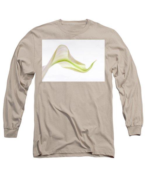 Calla Curves 2 Long Sleeve T-Shirt