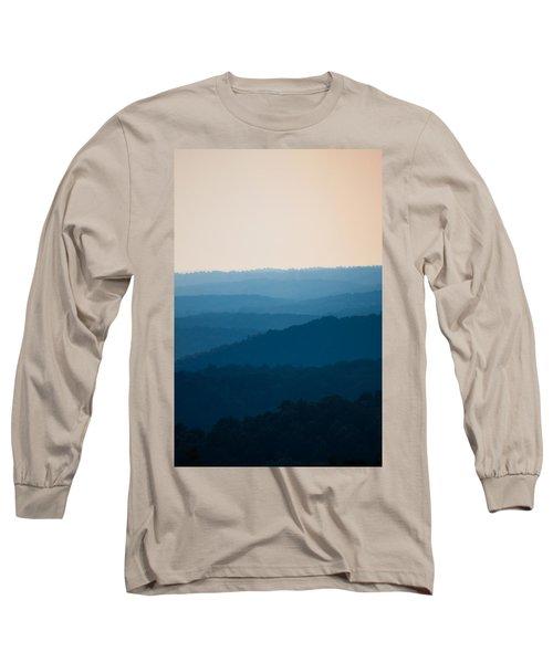 Calm Over The Hoyle Long Sleeve T-Shirt