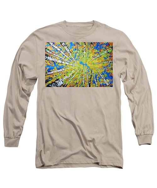 Calming Canopy Long Sleeve T-Shirt