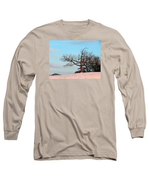 Calming Moments Long Sleeve T-Shirt