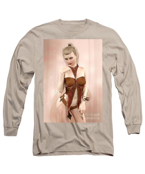 Camille Long Sleeve T-Shirt