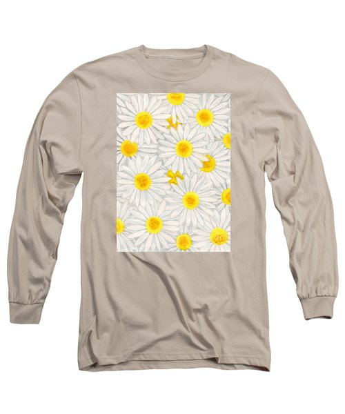 Camomiles Long Sleeve T-Shirt