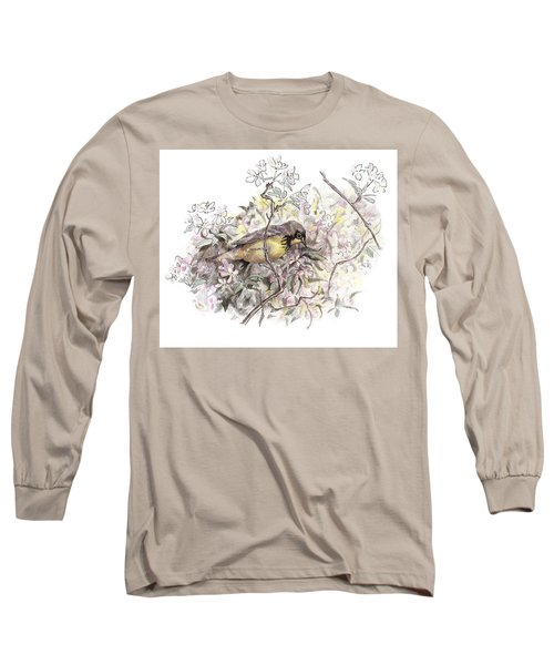 Canada Warbler Long Sleeve T-Shirt