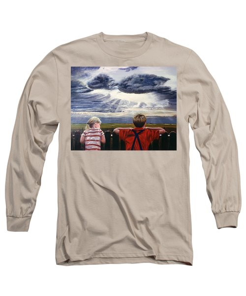 Canadian Prairies Long Sleeve T-Shirt