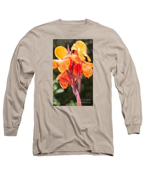 Canna Long Sleeve T-Shirt