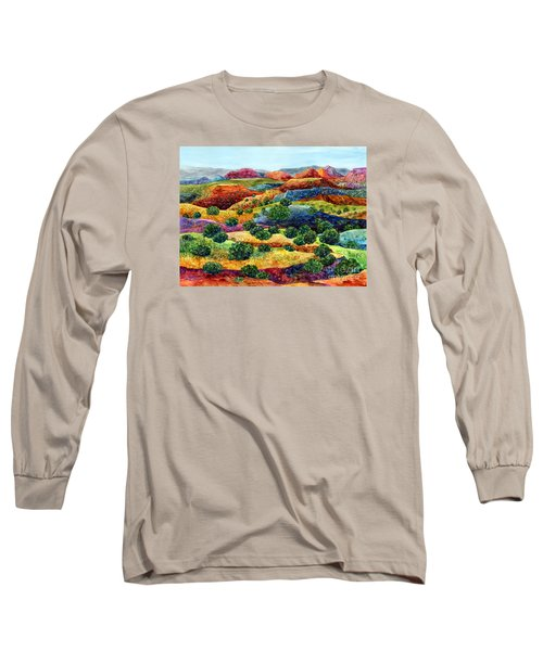 Canyon Impressions Long Sleeve T-Shirt