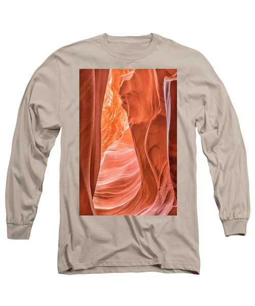 Canyon Textures Long Sleeve T-Shirt