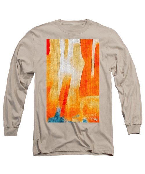 Long Sleeve T-Shirt featuring the photograph Canyon by William Wyckoff