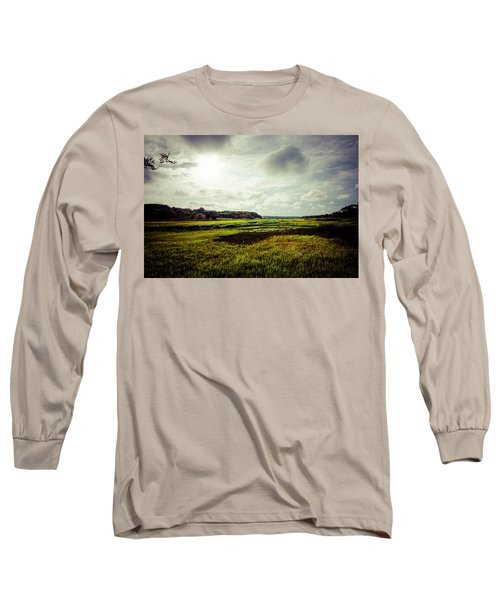 Cape Cod Marsh 1 Long Sleeve T-Shirt