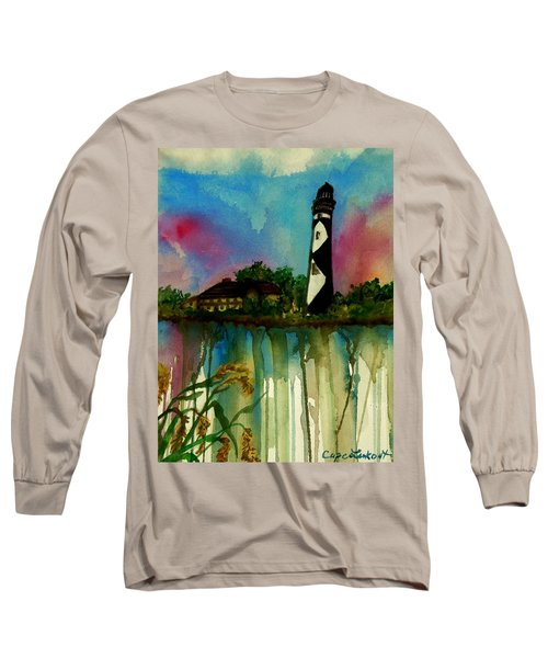 Cape Lookout Long Sleeve T-Shirt