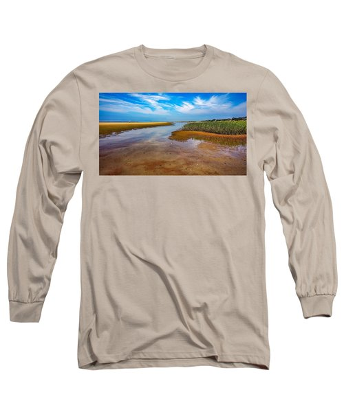 Cape Perspective Long Sleeve T-Shirt