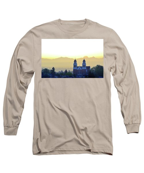 Capitol Hill Sun Up Long Sleeve T-Shirt
