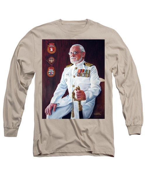 Capt John Lamont Long Sleeve T-Shirt