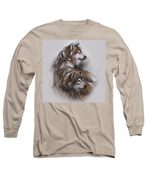 Captivated Long Sleeve T-Shirt