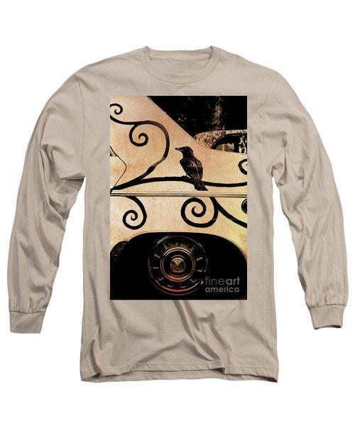 Car Art Long Sleeve T-Shirt