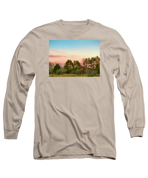 Long Sleeve T-Shirt featuring the photograph Car Scenery by Susan Crossman Buscho
