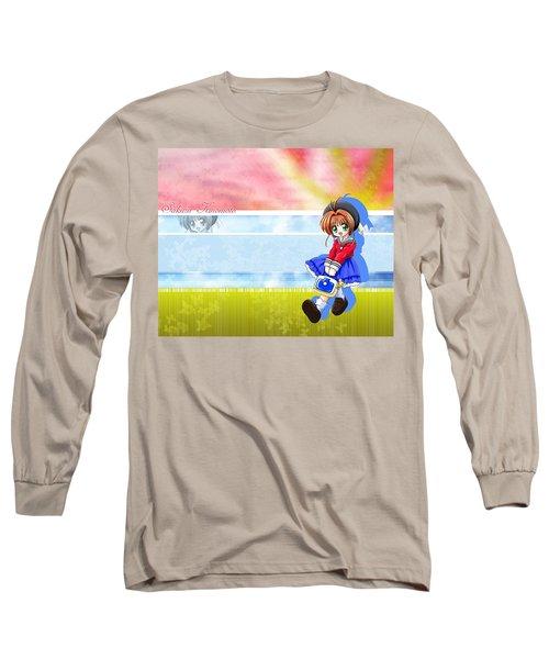 Cardcaptor Sakura Long Sleeve T-Shirt