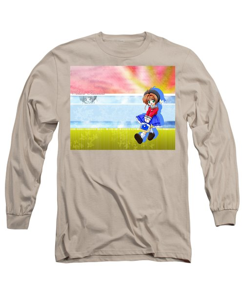 Cardcaptor Sakura Long Sleeve T-Shirt